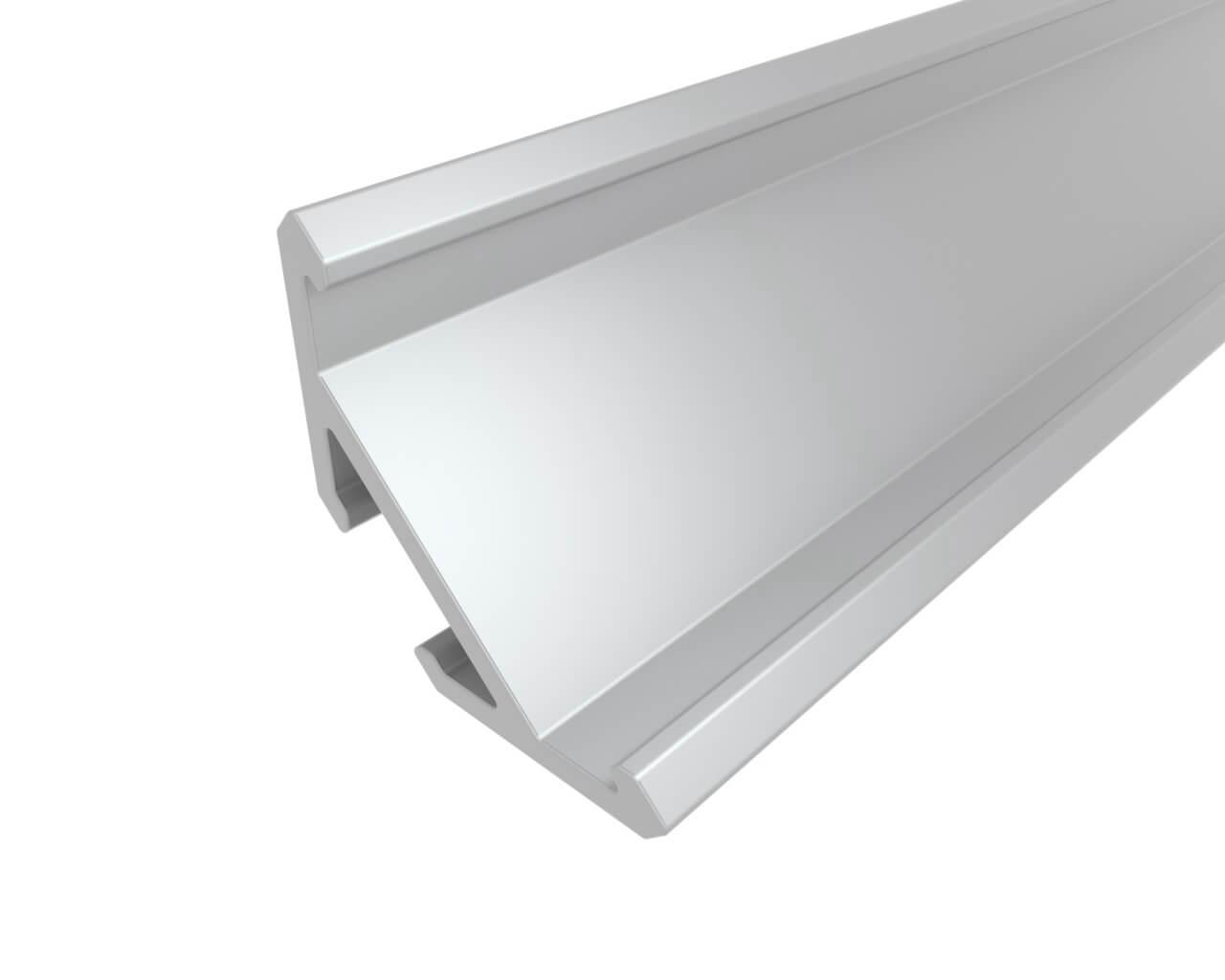 Профиль алюминиевый LC-LSU-1515-2 Anod