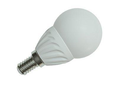 Светодиодная лампа Ledcraft Мини LC-M-E14-3W  Холодный белый