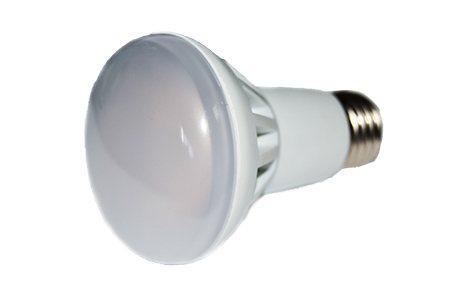 Светодиодная лампа LEDcraft R80 патрон Е27 10 Ватт Теплый белый