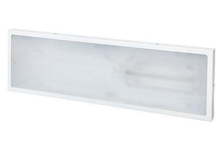 Накладной офисный светодиодный светильник 40 Вт 595x180 4000К IP54 Призма