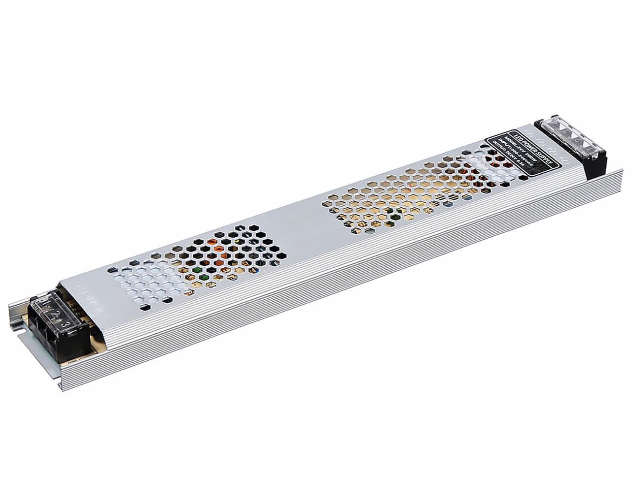 Блок питания LC-N200W-24V 8,35А (тонкий 223*67*40)
