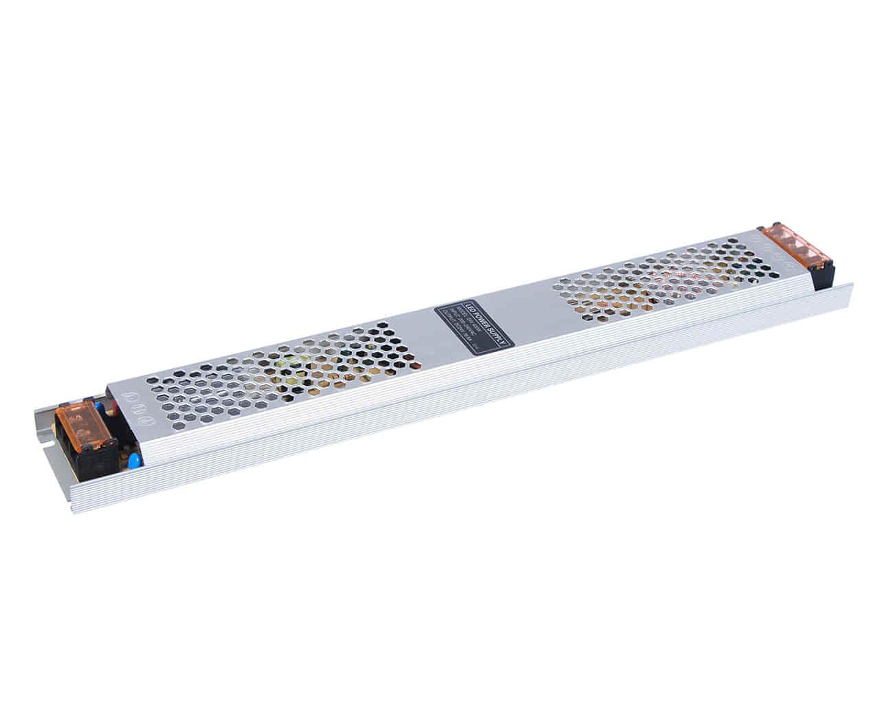 Блок питания LC-N400W-24V 16,6 А с вентилятором (215*115*31)