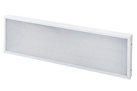 Универсальный офисный светодиодный светильник 40 Вт 595x180 4000K IP44 Призма