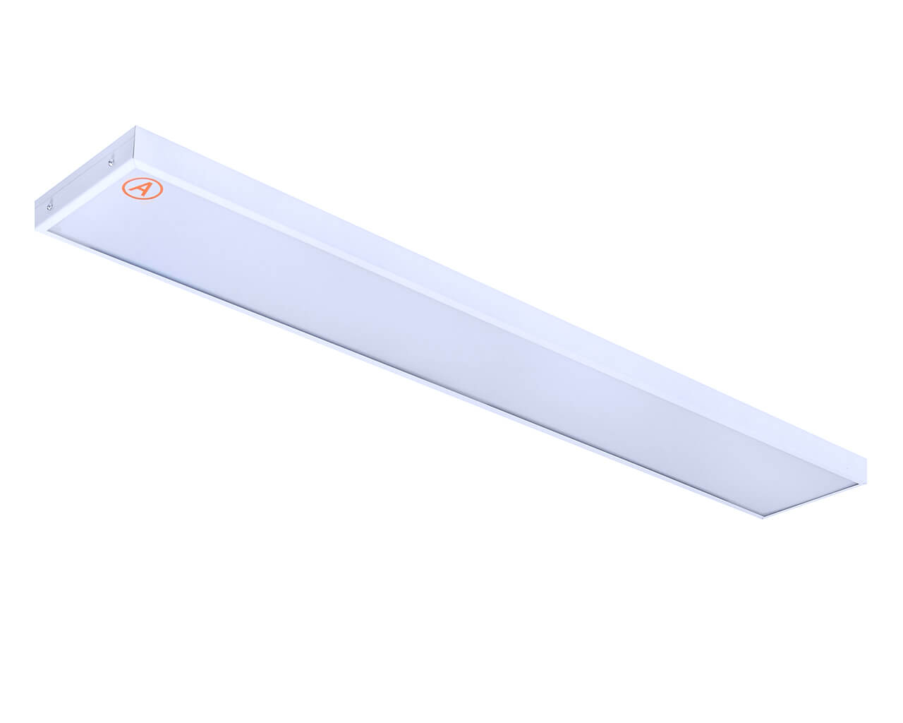 Накладной светильник LC-NS-60-OP-WW ватт 1195x180 Теплый белый Опал с Бап-3 часа