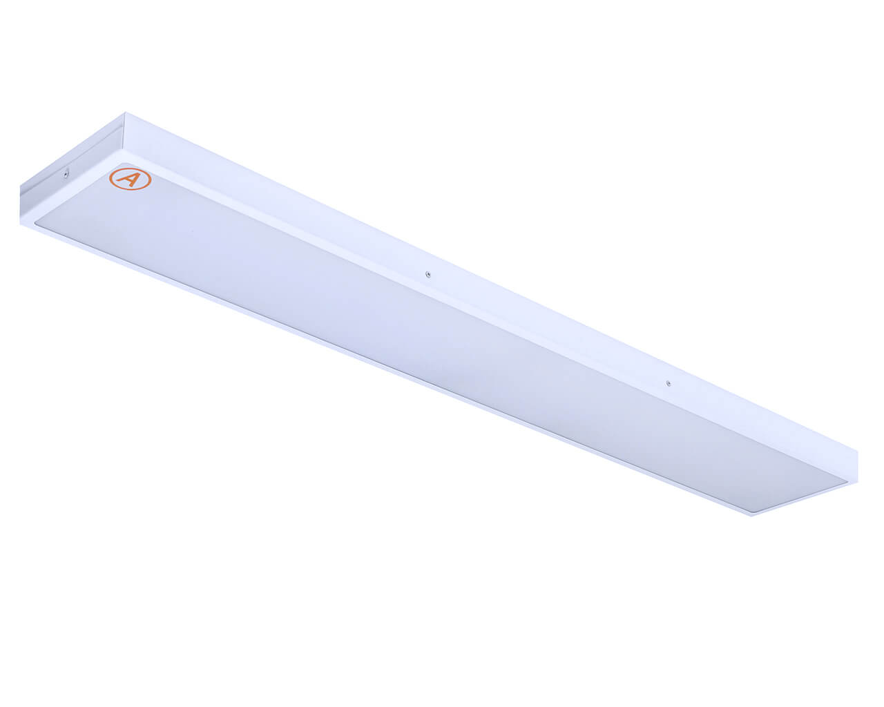 Накладной светильник LC-NS-SIP-80 1195x180 IP65 Теплый белый Призма с Бап 3 часа