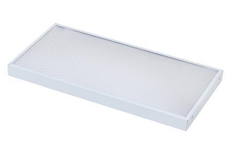 Универсальный офисный светодиодный светильник 20 Вт 595x295 4000K IP44 Призма