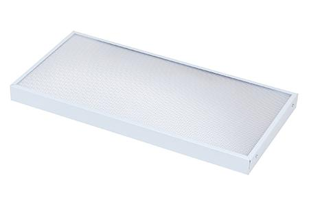 Универсальный офисный светодиодный светильник 40 Вт 595x295 4000K IP44 Призма