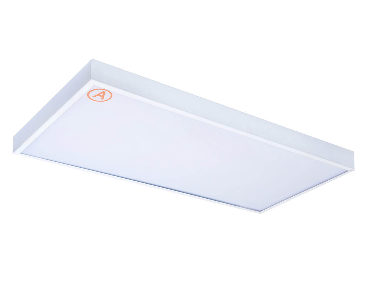 Накладной светильник LC-NSM-40K-OP-WW ватт 595x295 Теплый белый Опал с Бап