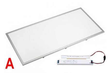 Светодиодная панель Ledcraft LC-PN-12060-76W-G-BAP 1200x600 мм, 76W Cерый, 6000-6500 к