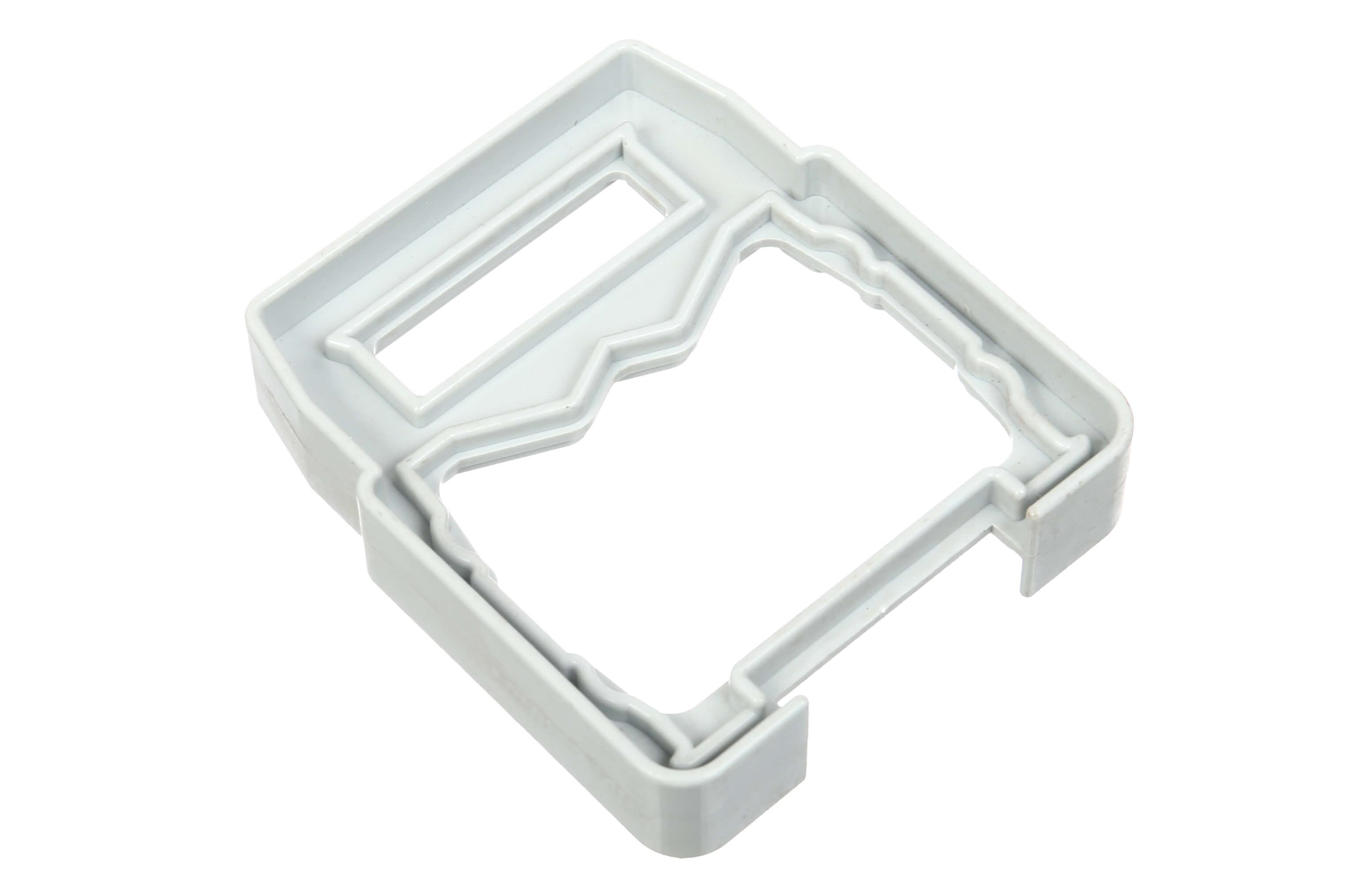 Пластиковый стыковочный элемент для ПР (Cерый)