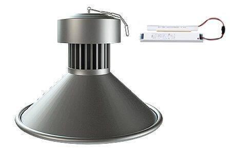 Светильник светодиодный Хайбей Ledcraft LC-PTH-150W-BAP Холодный белый с Бап
