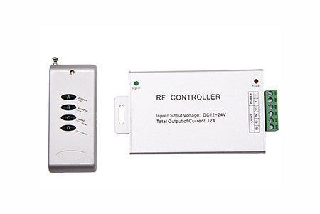 RGB SB3500 контроллер LEDcraft 4 кнопки 12/24v 144/288w 4А