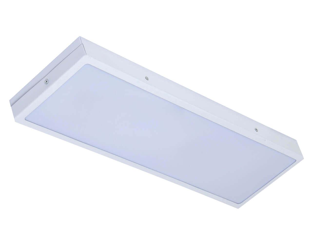 Универсальный светильник LC-SIP-20-OP- 595*180 IP65 Теплый белый Опал