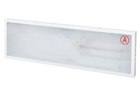 Универсальный светильник LC-SIP-40К-DW 180x595 IP65 Нейтральный Призма с Бап 3 часа