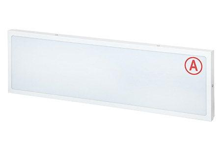 Универсальный светильник LC-SIP-40K ватт 595x180 IP65 Нейтральный Опал с Бап 3 часа