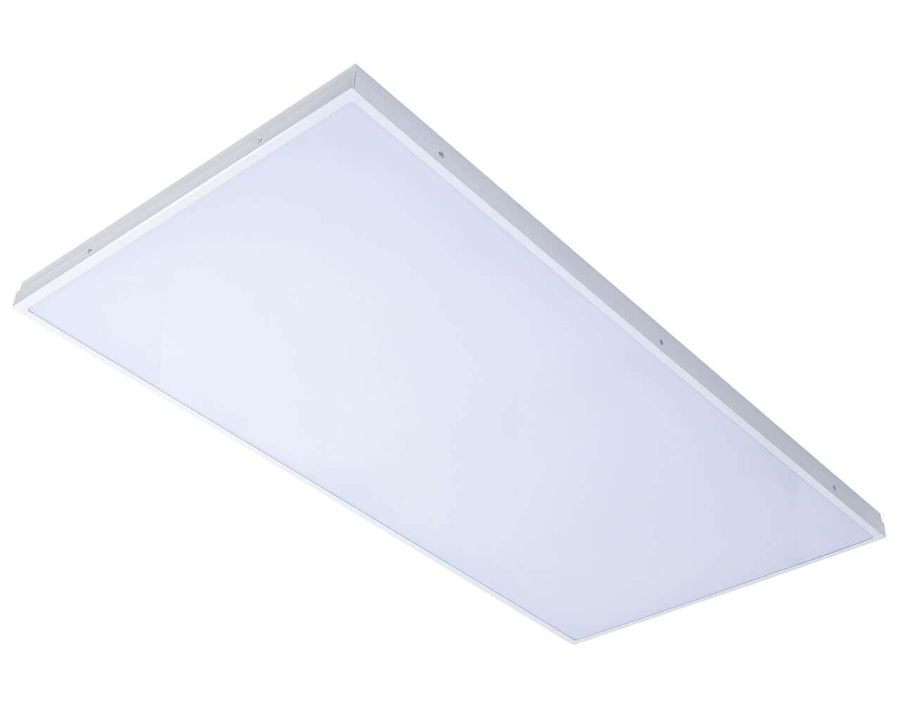Универсальный светильник LC-SIP-80-OP 1195*595 Теплый белый Опал