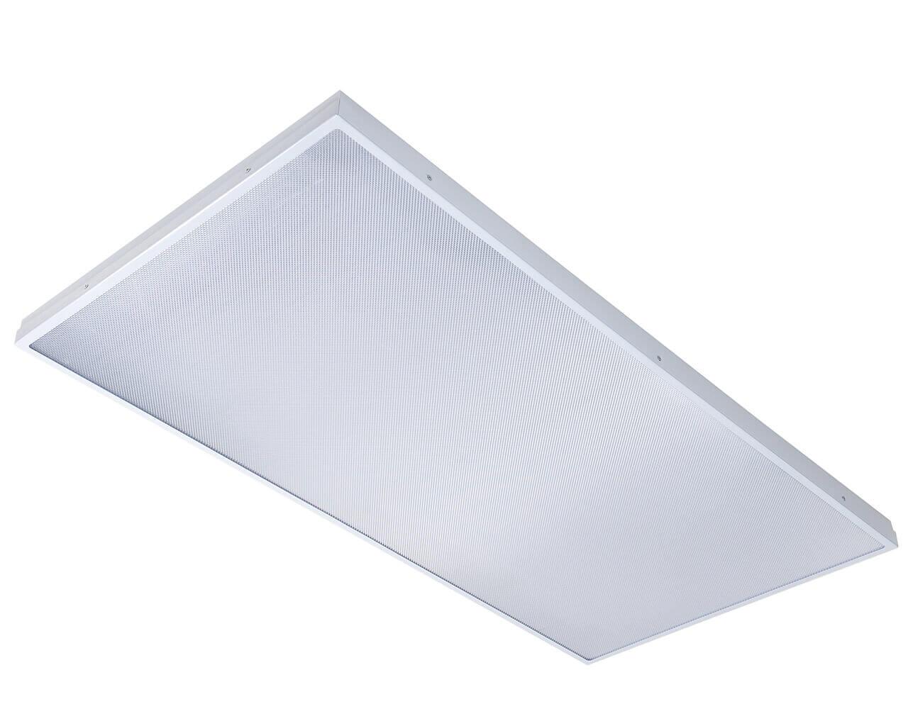 Универсальный светильник LC-SIP-80 1195*595 Теплый белый Призма