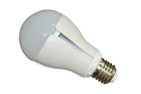Светодиодная лампа LEDcraft Стандартная колба Е27 9 Ватт Холодный белый