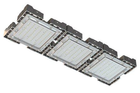 Туннельный модульный светильник  LC-TMS-2575-90W-DW 25*75 См Нейтральный белый