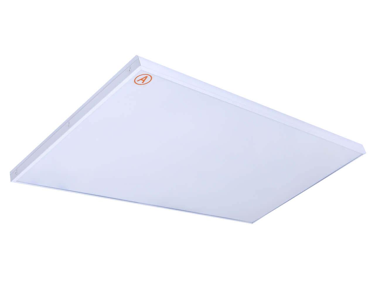 Универсальный светильник LC-US-120-OP-WW ватт 1195x595 Теплый белый Опал Бап 3 часа