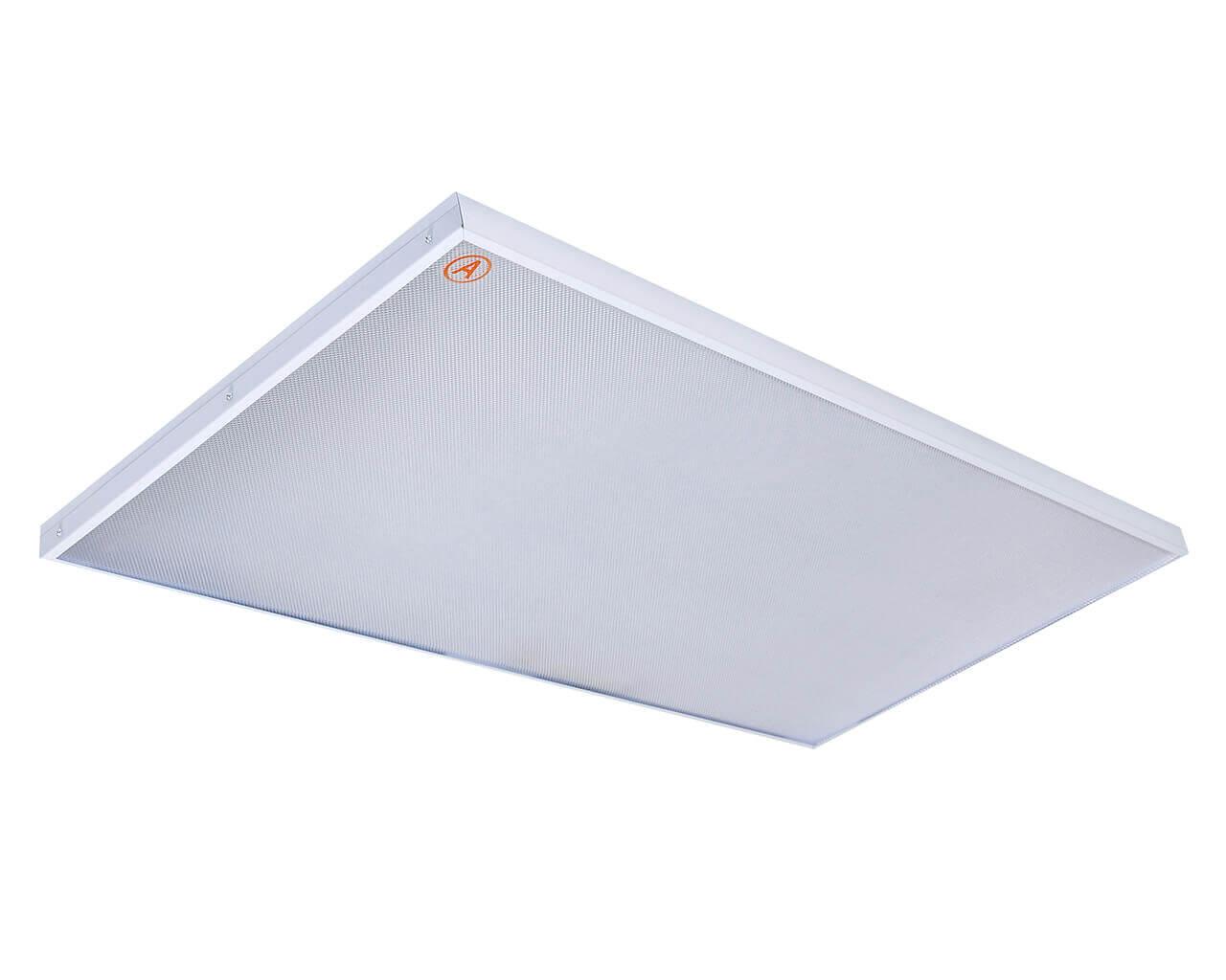 Универсальный светильник LC-US-120 ватт 1195x595 Теплый белый Призма с Бап