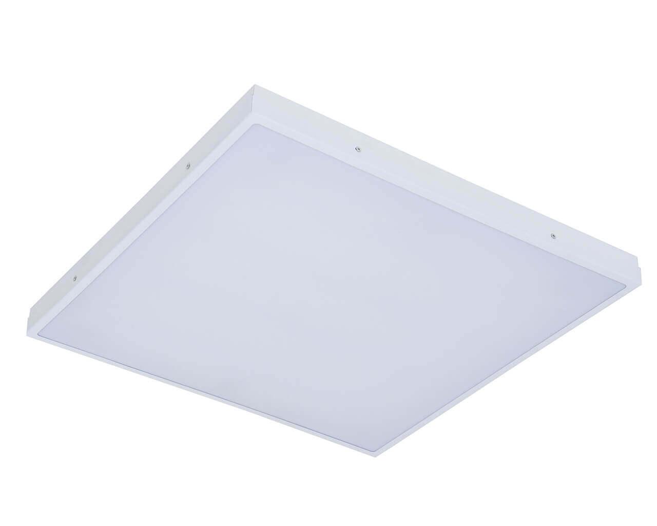 Универсальный светильник LC-USIP-80-OP 595*595 Теплый белый Опал