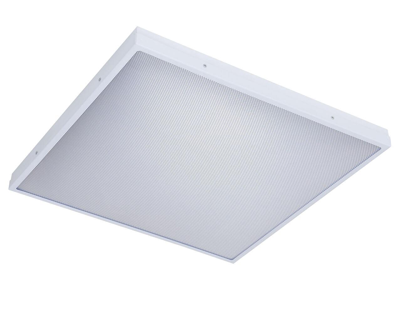 Универсальный светильник LC-USIP-80 595*595 Теплый белый Призма