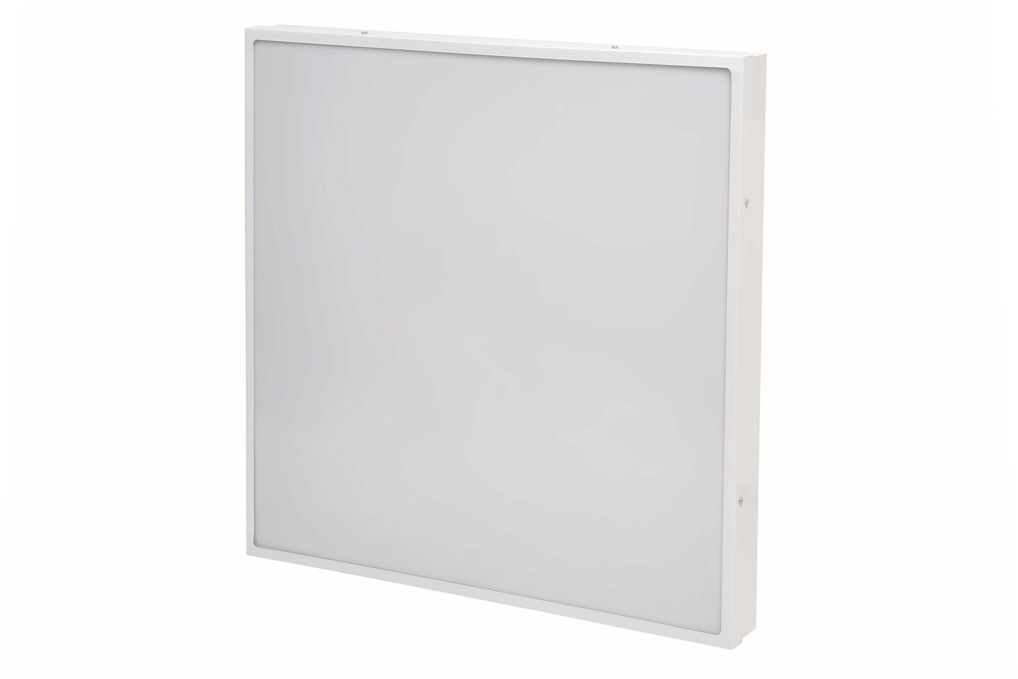 Универсальный светодиодный светильник Ledcraft LC-USZS-40WW 595x595x58 40W Теплый белый
