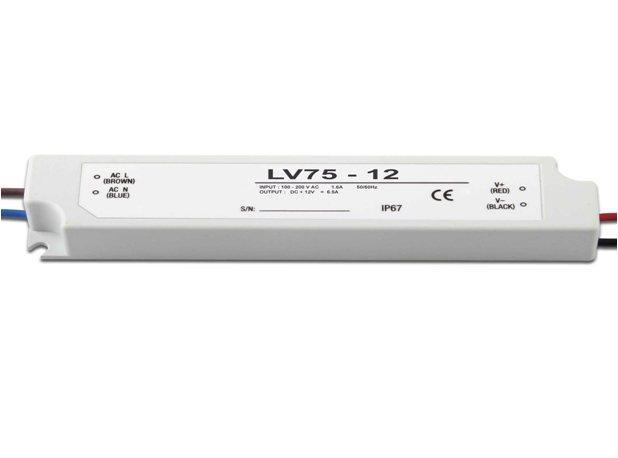 Блок питания LC-WP-75W-12V-PL IP65 6,5 A