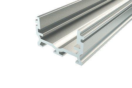 Алюминиевый профиль LSS АВД-2528 (6 метров хлыст) анодированый