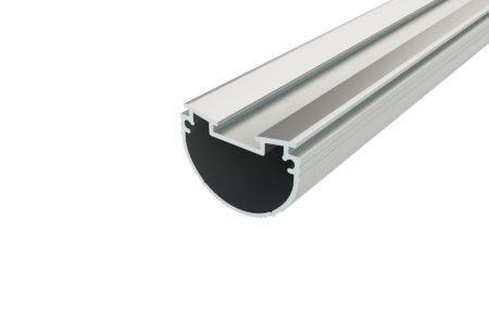Алюминевый профиль для Т8 АВД-3008 (6 метров хлыст) дробь