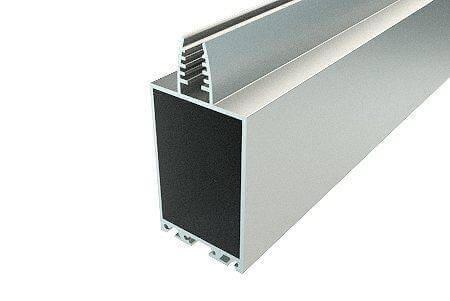 Алюминевый профиль для Указателей АВД-4020 (6 метров хлыст) анодированный